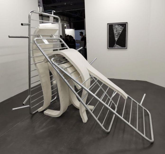 Rodriguez - Sreshta Rit Premnath, Kettling, 2021 - Art-o-rama 2021 à la Cartonnerie - Friche la belle de Mai