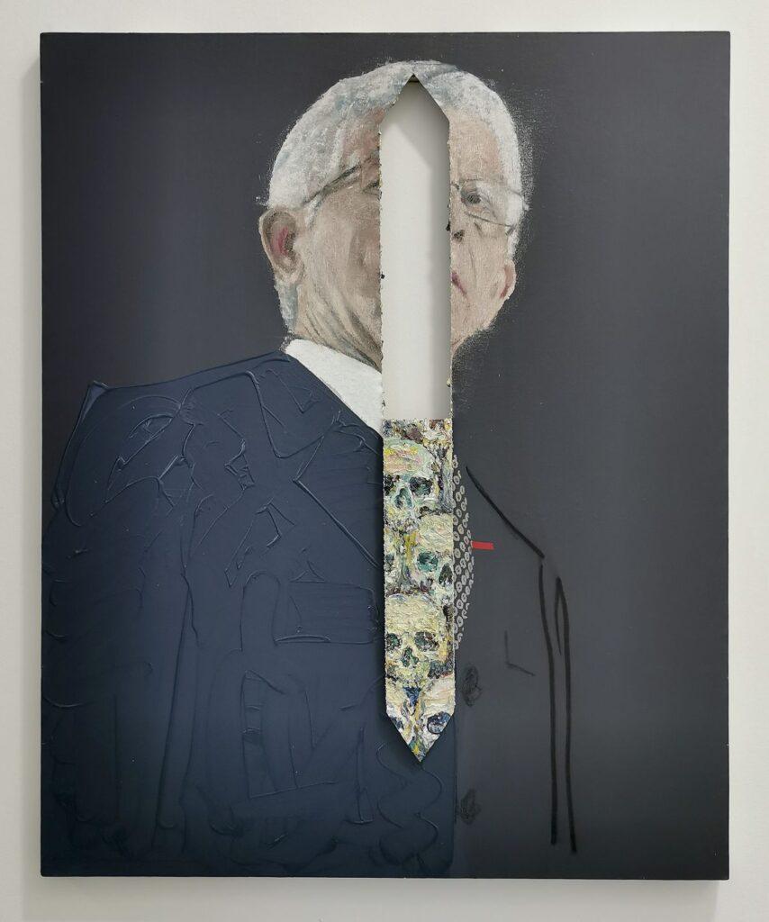 Fabien Boitard - Puissant n°3, 2021 - SOL ! La biennale du territoire au MOCO Panacée