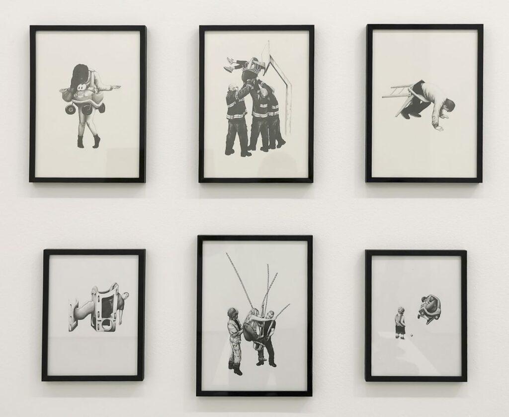 Marie Havel - Nostalgisme, 1, 2 et 6, 2019 et Nostalgisme, 25, 26, 27, 2021 - SOL ! La biennale du territoire au MOCO Panacée