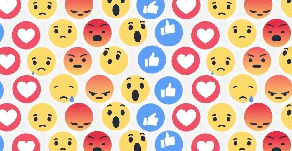 """(Español) ¿Cómo nos afectan las """"reacciones"""" en Facebook?"""