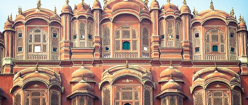 Hawa Mahal Palace of Winds, Jaipur, India