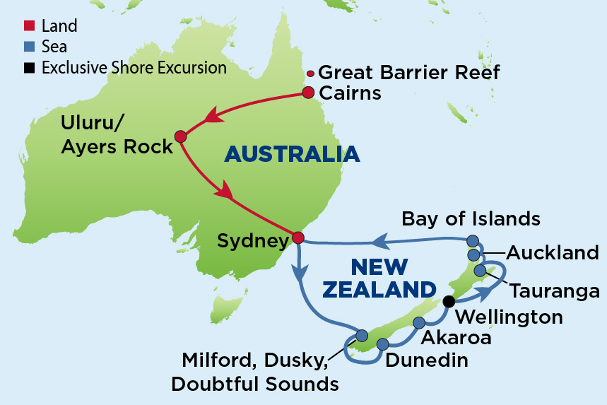 ej to australian outback and new zealand