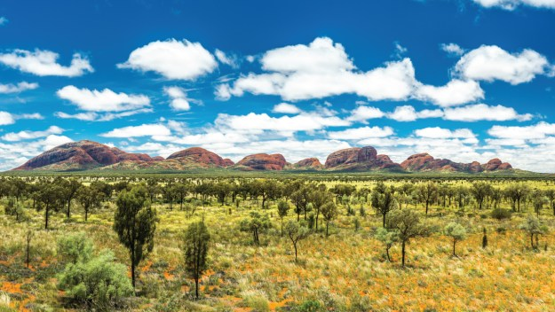 Journey to the Australian Outback & New Zealand