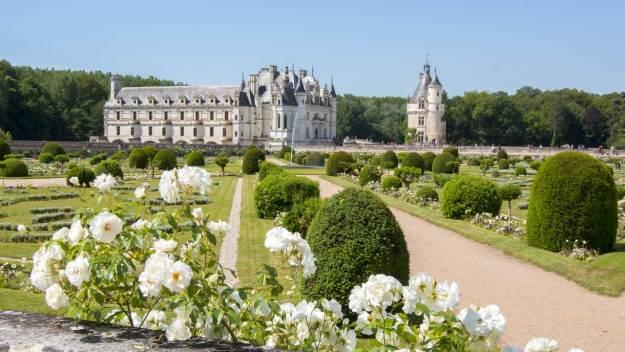 Chateau Chenonceau (Loire Valley)