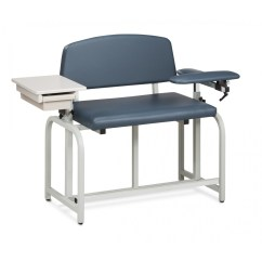 Blood Draw Chair Clip On High Nz Hospital Phlebotomy Chairs Clinton Drawing Medical More Views 66092b Bariatric