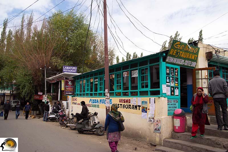 Gesmo Restaurant