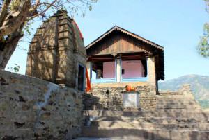 Chamunda Devi Temple Chamba