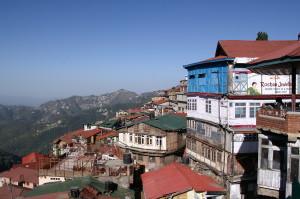 Panorama da Shimla