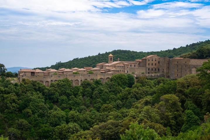 Monastero de la Verne