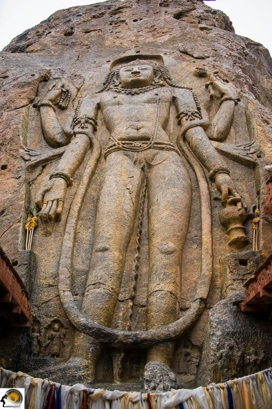 Buddha Maitreya Mulbekh