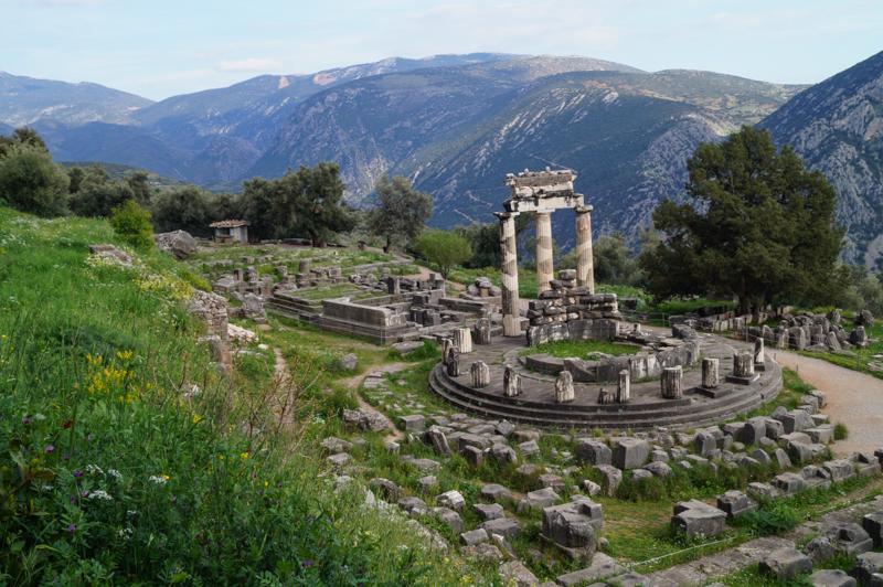 Delphi,la Rotonda