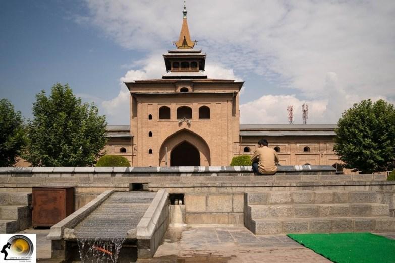 jama masjid Srinagar