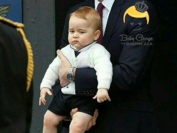 Baby George ti disprezza