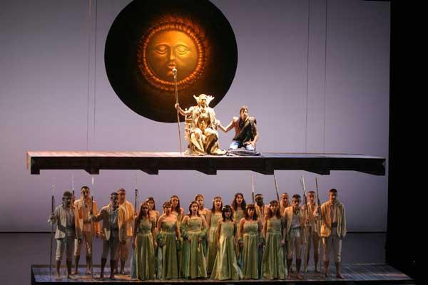 LA FAVOLA D'ORFEO di Claudio Monteverdi