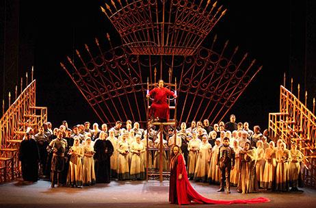 MACBETH di G.Verdi regia di Emma Dante