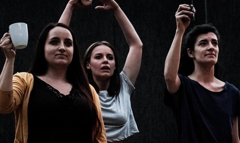 FÄK FEK FIK: Le tre giovani di Collettivo Schlab