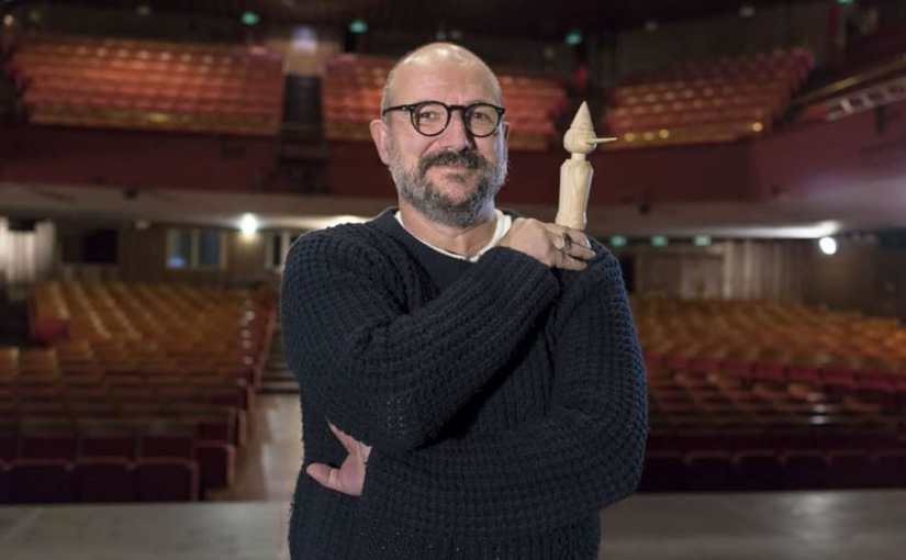BIENNALE TEATRO 2018: INTERVISTA AD ANTONIO LATELLA