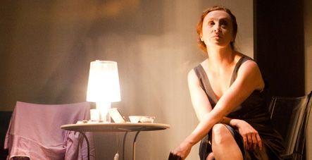 EVA: Federica Fracassi racconta l'amore nero di Eva per Adolf