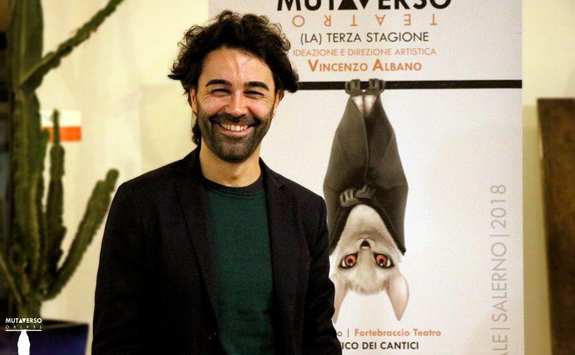 LO STATO DELLE COSE: INTERVISTA A VINCENZO ALBANO