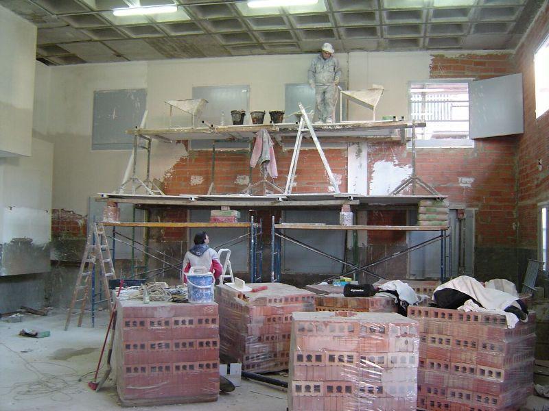 arquitecto técnico Paterna, aparejador Paterna, barbaridades en obras