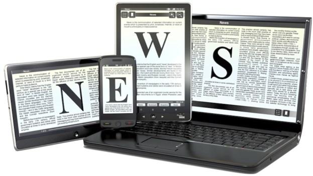 Noticias en la red