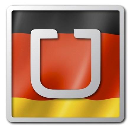 UBER in Germany