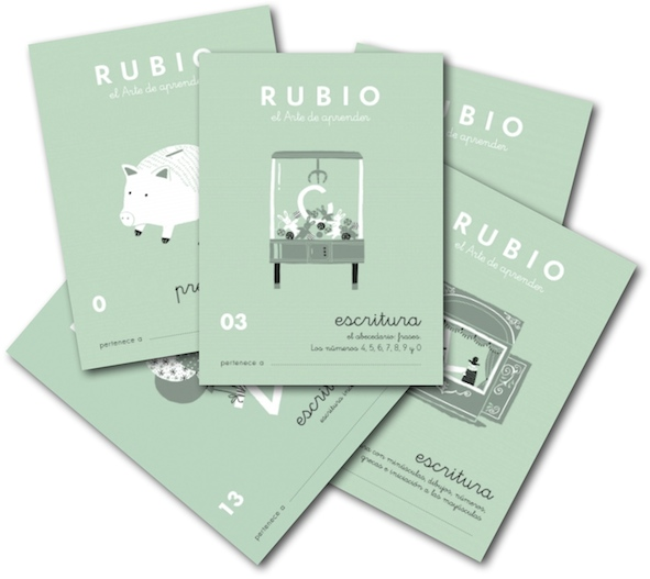 Cuadernos Rubio