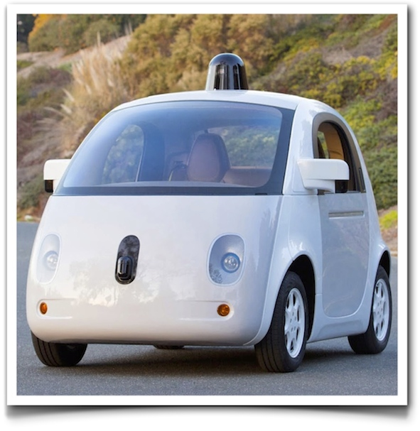 Google car - Dec. 2014 iteration