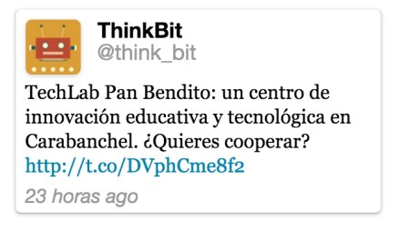 TechLab Pan Bendito