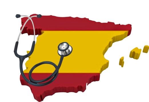 Resultado de imagen de sistema sanitario español