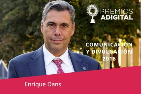 Premio Adigital a la Comunicación y Divulgación 2016