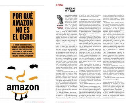 Amazon no es el ogro - Actualidad Econo?mica