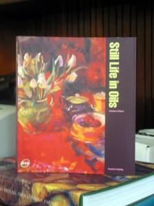 Still Life in Oils. Art book featuring Enriquillo Amiama artworks.