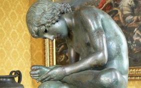 Espinario (Spinario) Museos Capitolinos