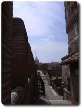 Castillo Sant'Angelo pasillo
