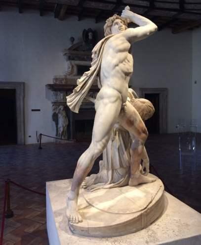 Galata Suicida en Palacio Altemps Roma