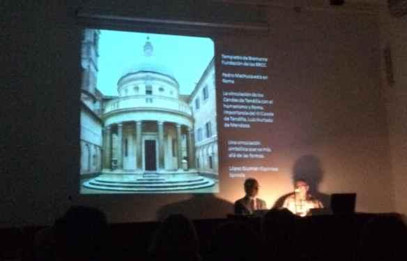 congreso academia espana roma