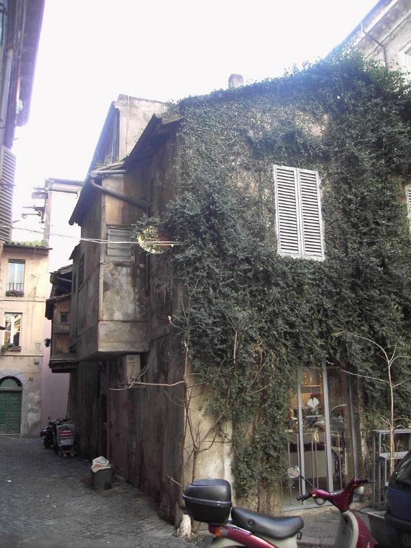 Madonna dei Monti lugares romanticos en roma
