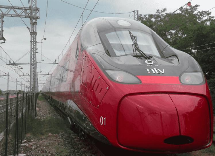 tren roma pompeya