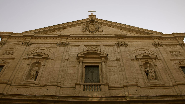 San Luis de los Franceses de Roma  Gua En Roma