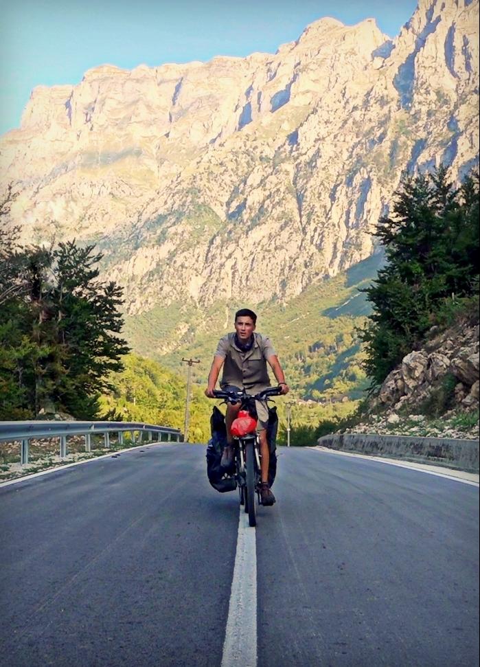 Aventure cyclo-balkanique
