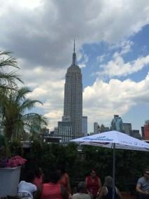 L'Empire State Building au 20 étage du 230 5th Avenue