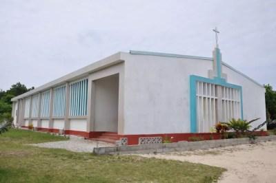 L'église de Vao