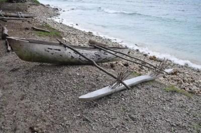 Et si on partait à la pêche sur cette frêle esquif