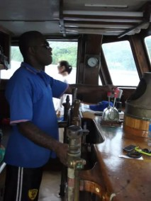 Notre capitaine d'un jour