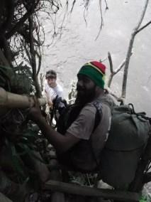 Rando jusqu'au volcan de Tanna : Yasur