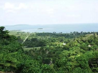 Tour de l'île d'Efaté
