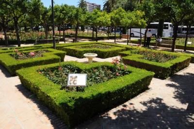 Jardin Pedro Luis Alonso