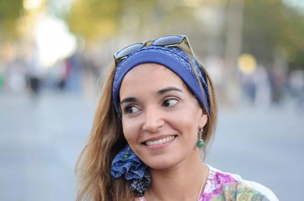Rencontre du jour, Myriam, place de la République, Paris