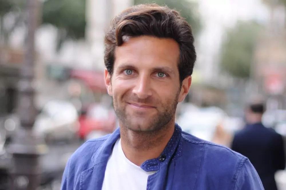 Rencontre du jour, Nicolas-Henri, rue de Bretagne, Paris